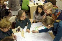 Mokytojo profesinis mokymasis – mokinio ir mokyklos pažangai.