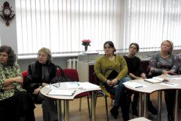 Socialinių pedagogų metodinė diena Raseinių Šaltinio progimnazijoje