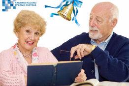 """Kviečiame dalyvauti pilietinėje akcijoje """"Padovanok knygą mokytojui senjorui"""""""