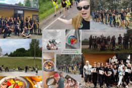 Šv. Jokūbo kelio jaunųjų ambasadorių estafetė 2021