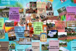 Raseinių rajono švietimo pagalbos tarnybos Atviras jaunimo centras. Birželio mėnesio apžvalga.