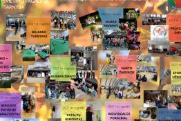 Raseinių rajono švietimo pagalbos tarnybos Atviras jaunimo centras. Rugsėjo mėnesio apžvalga.
