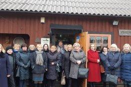 Konferencija užsienio kalbų mokytojams - Nemakščių Martyno Mažvydo gimnazijoje