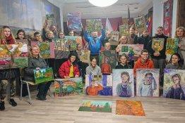 """Edukacinė išvyka """"Koloristinės tapybos tradicijos Lietuvoje"""""""