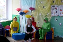 Ikimokyklinio amžiaus vaikų meninio skaitymo konkursas