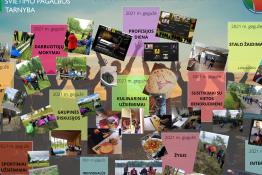Raseinių rajono švietimo pagalbos tarnybos Atviras jaunimo centras. Gegužės mėnesio apžvalga.